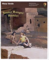 Cover of Mesa Verde: Junior Ranger Booklet