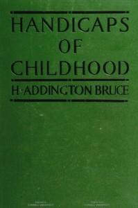 Handicaps of Childhood