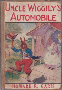 Cover of Uncle Wiggily's Automobile