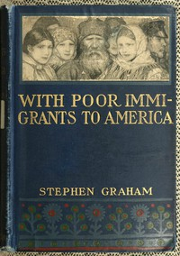 Cover of With Poor Immigrants to America