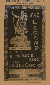 The legend of the blemished king, and other poems