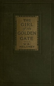 Cover of The Girl of the Golden Gate