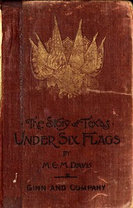 Cover of Under Six Flags: The Story of Texas