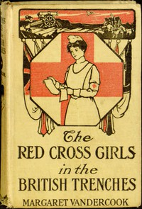 Cover of The Red Cross Girls in the British Trenches