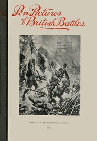 Cover of Pen Pictures of British Battles