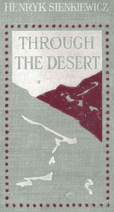 Cover of Through the Desert