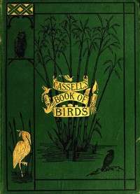 Cover of Cassell's Book of Birds, Volume 3