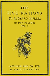 Cover of The Five Nations, Volume II