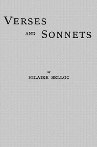 Verses and Sonnets