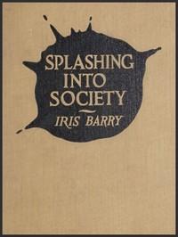 Cover of Splashing Into Society