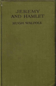 Cover of Jeremy and Hamlet A Chronicle of Certain Incidents in the Lives of a Boy, a Dog, and a Country Town