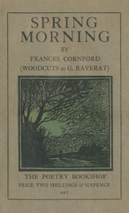 Cover of Spring Morning