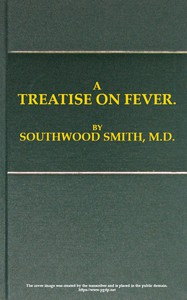 Cover of A Treatise on Fever