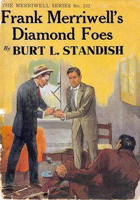 Cover of Frank Merriwell's Diamond Foes; Or, Straight Over the Plate