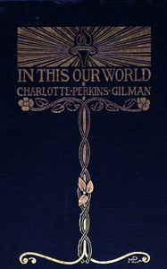 Cover of In this our world