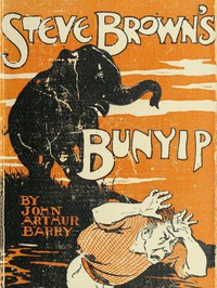 Cover of Steve Brown's Bunyip, and Other Stories