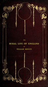 Cover of The Rural Life of England