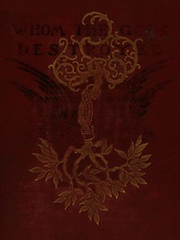 Cover of Whom the Gods Destroyed