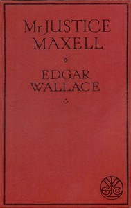 Cover of Mr. Justice Maxell