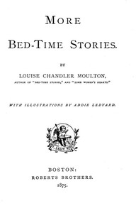 Cover of More Bed-Time Stories