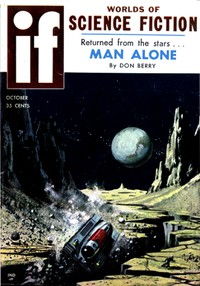 Cover of Man Alone