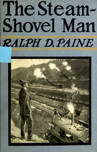 Cover of The Steam-Shovel Man