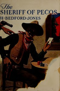 Cover of The Sheriff of Pecos