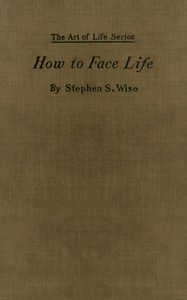 Cover of How to Face Life