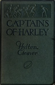 Captains of Harley: A School Story