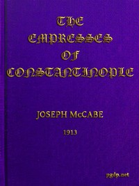 Cover of The Empresses of Constantinople