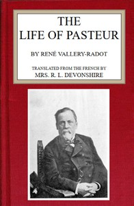 Cover of The life of Pasteur