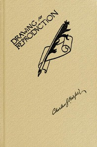 Cover of A Practical Hand-book of Drawing for Modern Methods of Reproduction