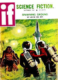 Cover of Spawning Ground