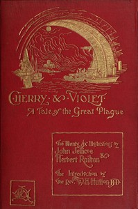 Cover of Cherry & Violet: A Tale of the Great Plague