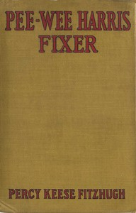 Cover of Pee-wee Harris: Fixer