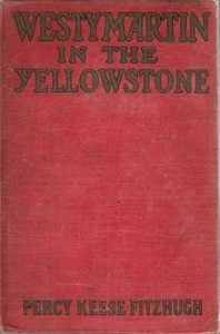 Cover of Westy Martin in the Yellowstone
