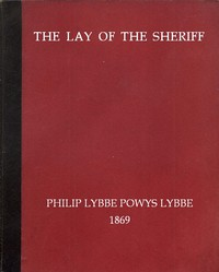 Cover of The Lay of the Sheriff