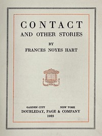 Cover of Contact, and Other Stories