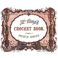 Cover of The Crochet Book, Fourth Series
