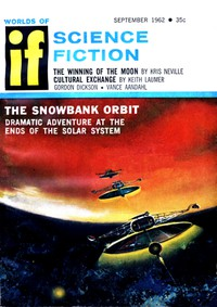 Cover of The Snowbank Orbit