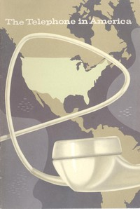 Cover of The Telephone in America: Bell Telephone System