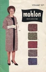 Cover of Easy to Make Fashions: from Rochelle's Mohlon Orlon Acrylic Fiber. Volume B22.