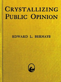 Cover of Crystallizing Public Opinion