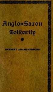 Cover of Anglo-Saxon Solidarity