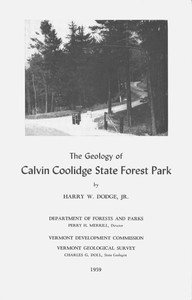 The Geology of Calvin Coolidge State Forest