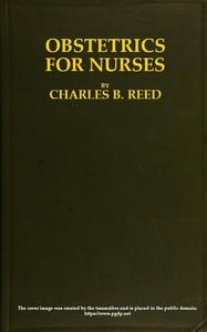 Cover of Obstetrics for Nurses