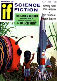 Cover of The Green World