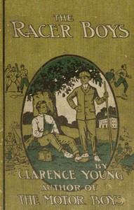 Cover of The Racer Boys; Or, The Mystery of the Wreck