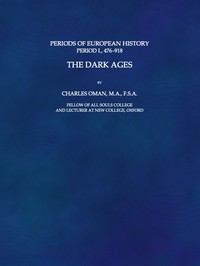 Cover of The Dark Ages, 476-918