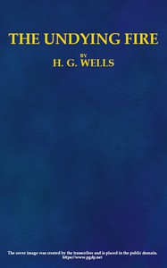 Cover of The Undying Fire: A contemporary novel